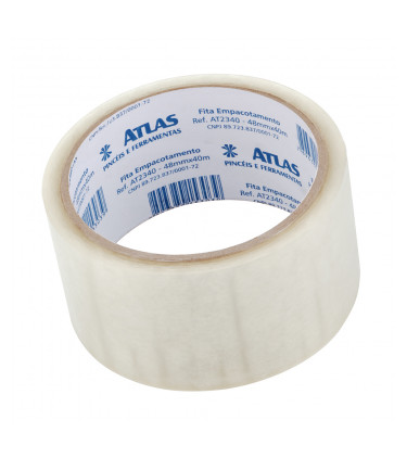 Plastic packaging adhesive tape