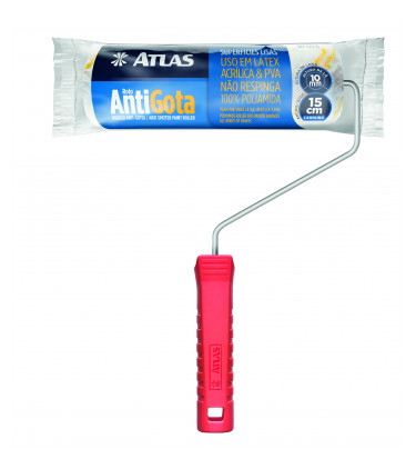 9cm Anti spatter mini roller with handle